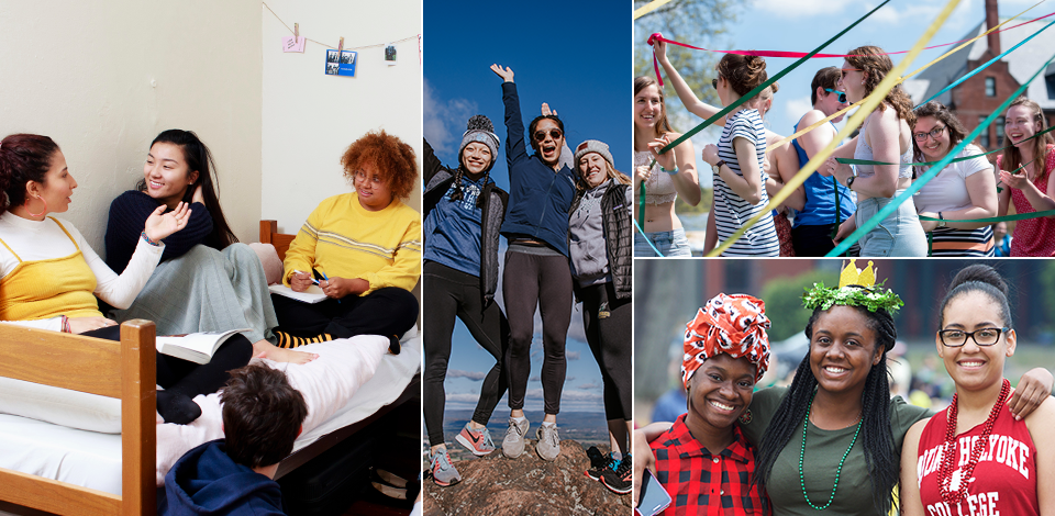 Support Student Life at Mount Holyoke College