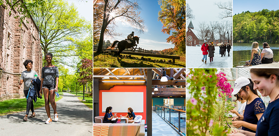 Your gift. Your choice. Choose campus preservation.