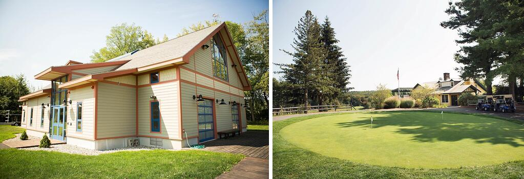 Community Boathouse; Orchards Golf Club