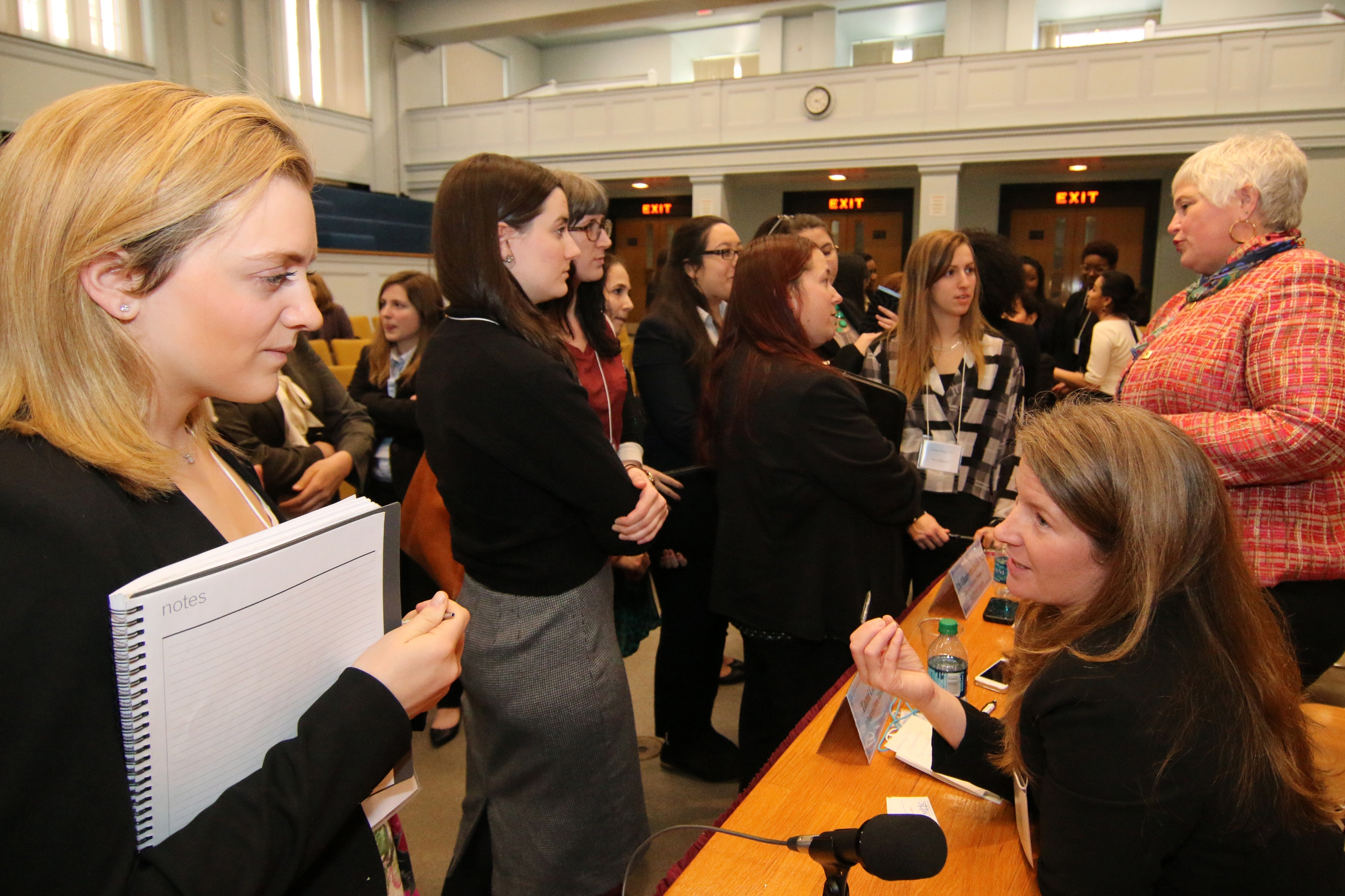 networking with professional associations can get you inside info
