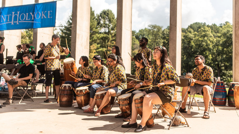 Five College West African Music Ensemble