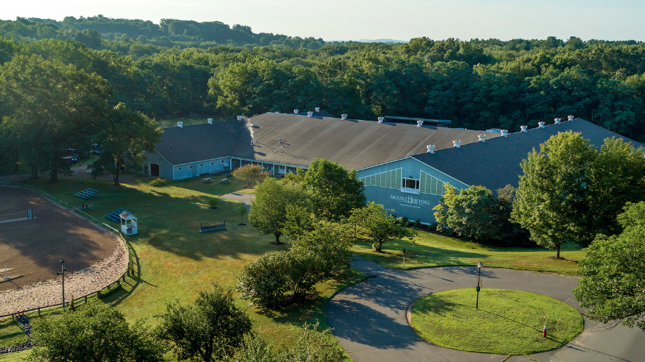 The Mount Holyoke College Equestrian Center