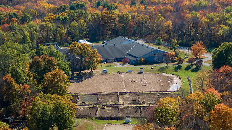 Mount Holyoke College Equestrian Center