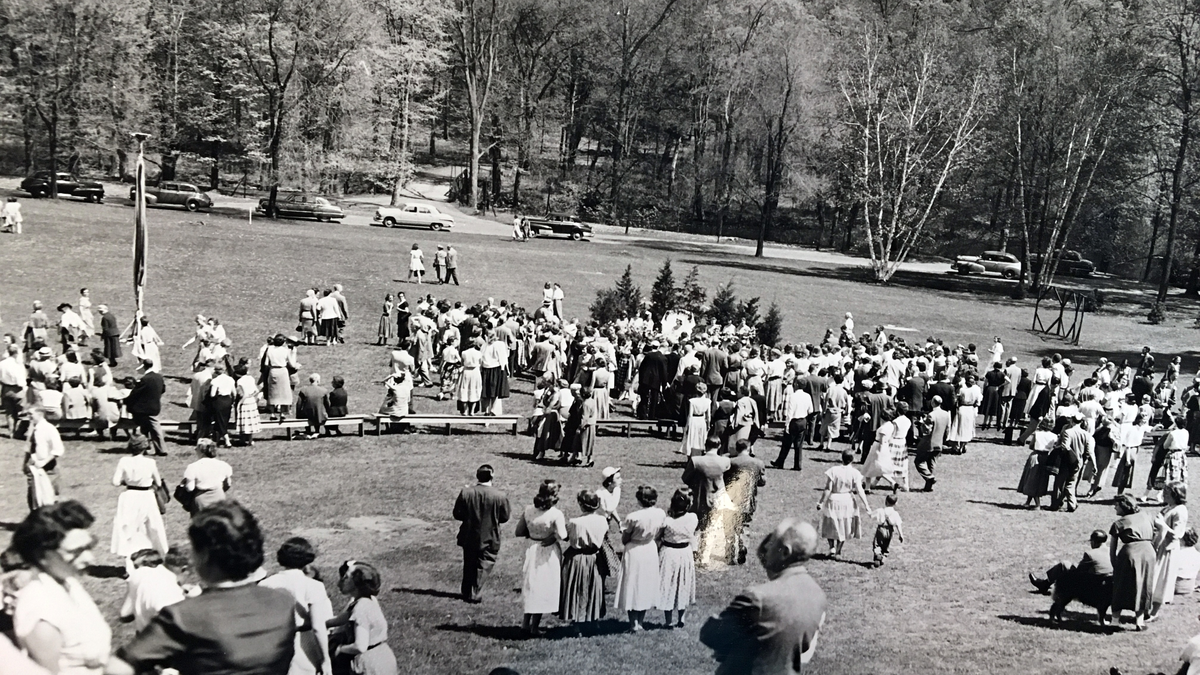 A 1950s May Day