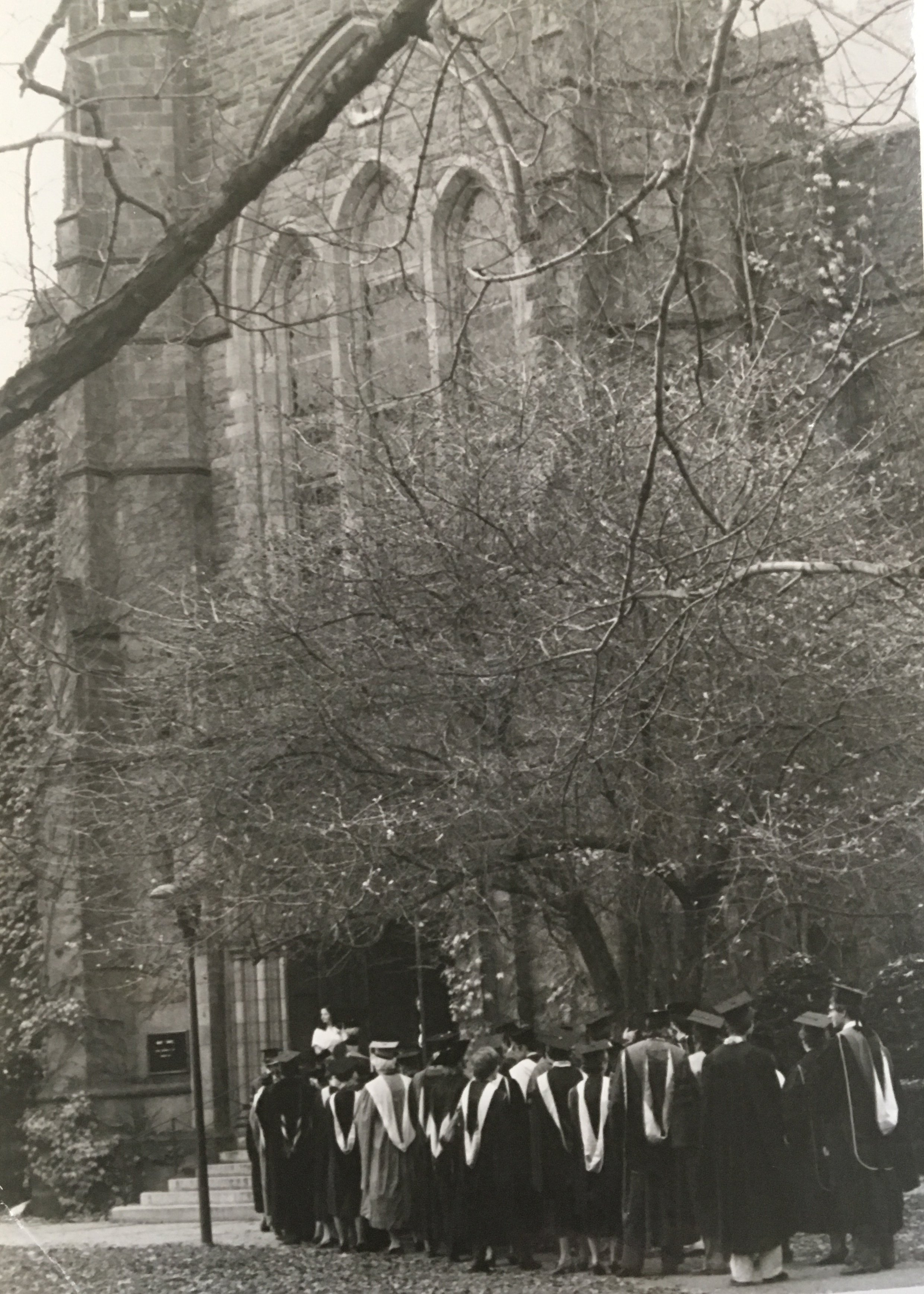 Convocation, 1930s