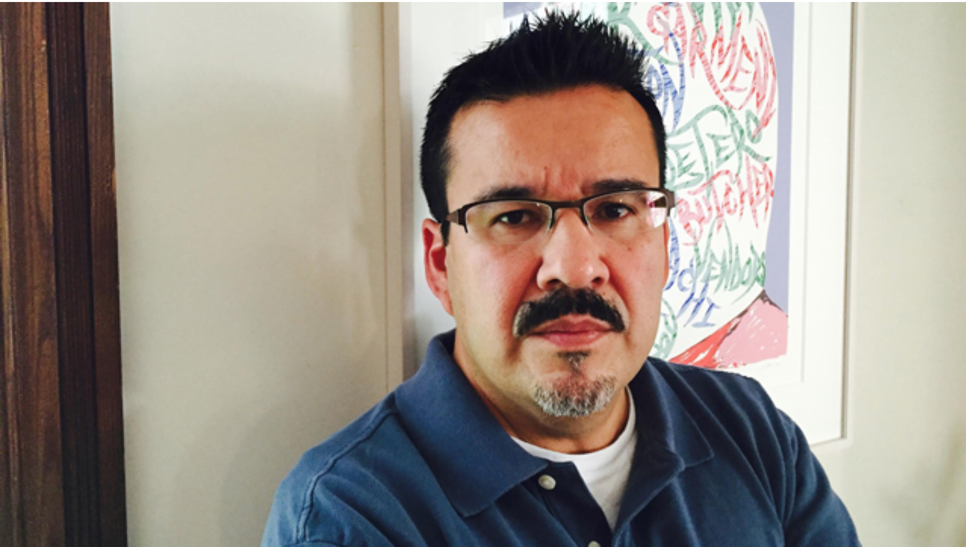 "David Hernández reflects on the ""information vacuum"""