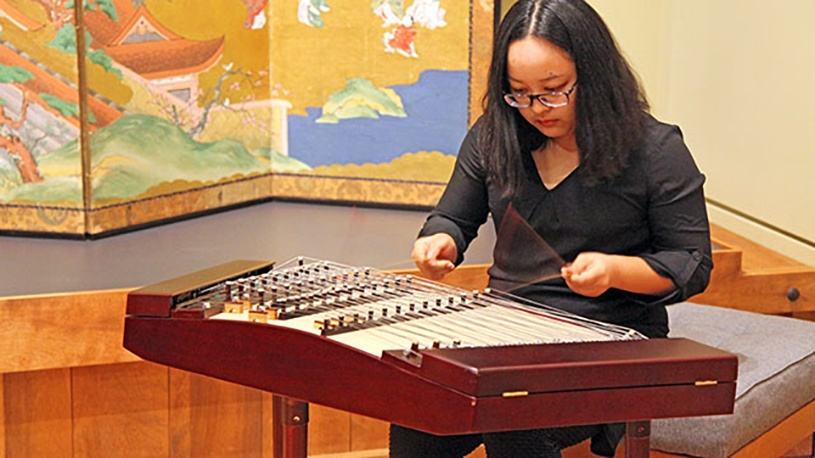Bingyao Liu '19: Bringing Chinese music to the valley