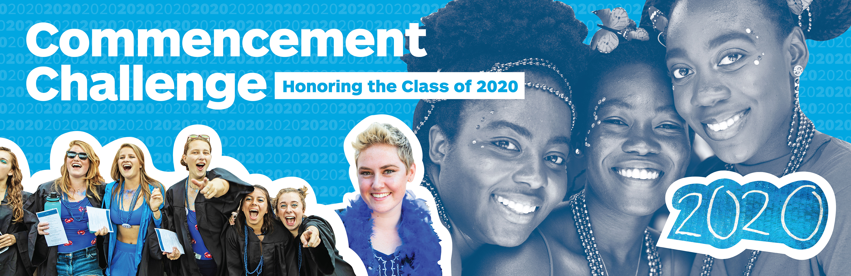 Commencement Challenge: Honoring the class of 2020