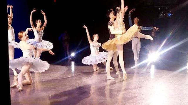 College first: a dancer's take.