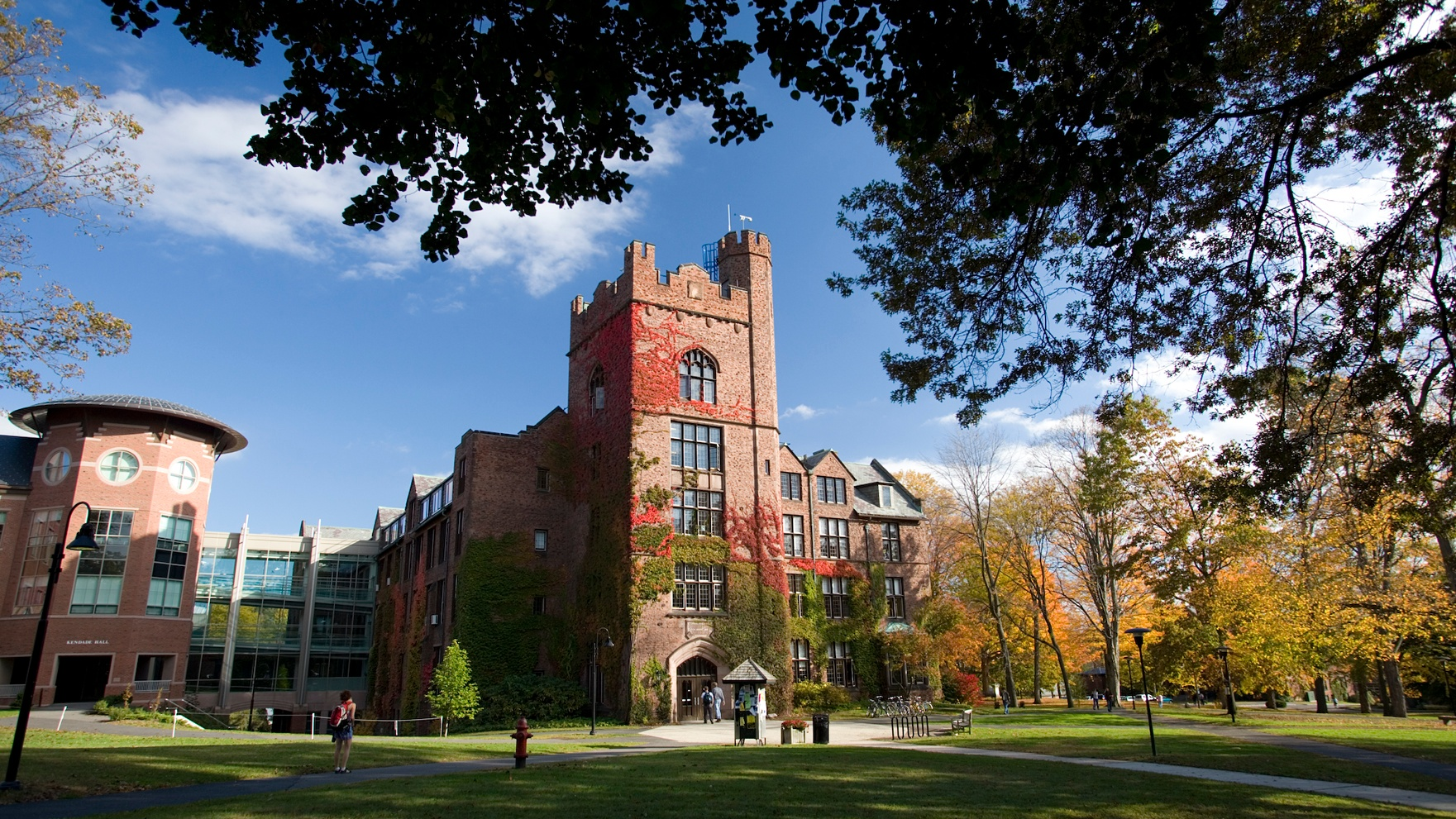 Why I chose Mount Holyoke