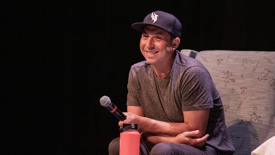 I attended the 2019 Common Read, featuring novelist Tommy Orange