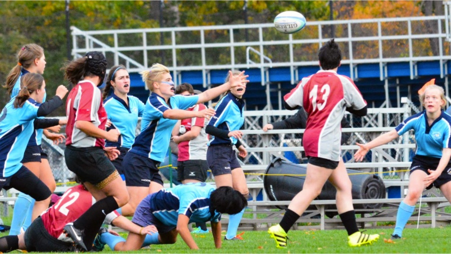 Ruck, maul, tackle, win: the story of MHC rugby