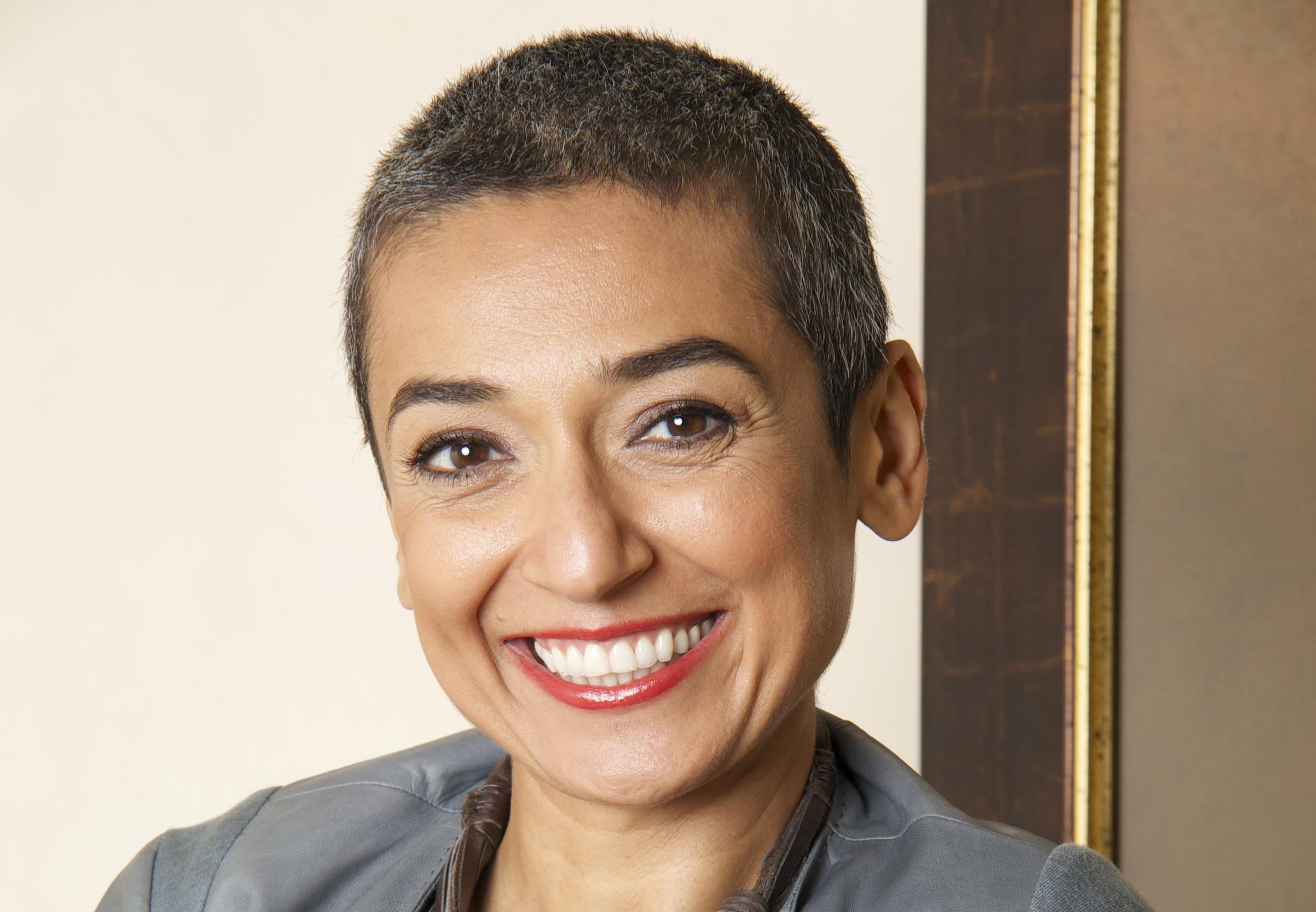 Zainab Salbi: uncomfortable conversations as a way forward